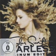 Taylor Swift - Fearless (Platinum) NEW CD + DVD