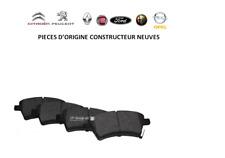 PLAQUETTE DE FREIN AVANT FIAT SEDICI   71750033