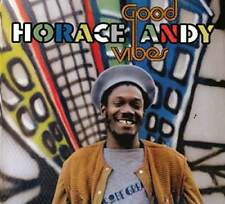 Horace Andy - Good Vibes [CD]
