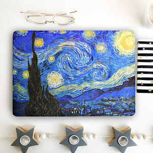 Laptop Universal Skin Van Gogh The Starry Night Decal Dell Hp Lenovo Wrap Decal