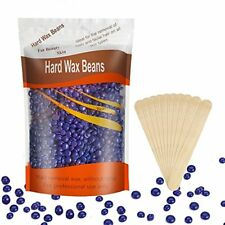 Easy Body Hair Removal Hard Wax Beans Solid Depilatory Natural Hot Film Painless