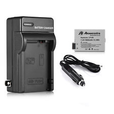 LP-E8 Battery +Charger for Canon Rebel T2 T3i T2i Kiss X5 X4 EOS 550D 600D LCe8e