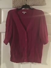 Ladies Sweater By Croft&Barrow Size XL In Good Pre-owned Condition!