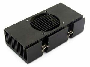AMD 152994-002 Athlon K7 Slot A CPU Kühler Cooler Prozessor Heatsink 121x58x31mm