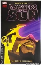 SDCC Comic Con 2017 EXCL Marvel Black Eyed Peas MASTERS of the SUN comic poster