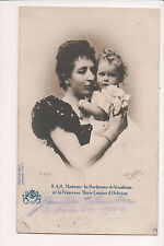 Vintage Postcard Princess Henriette of Belgium, Duchess of Vendôme