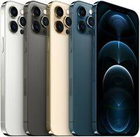 Unlocked Apple iPhone 12 Pro 5G 128GB 256GB 512GB Unlocked Smartphone