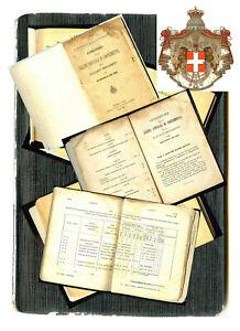 Istruzione Militare.Military-Allievi Ufficiali Sottoufficiali-Decreto Regio 1885