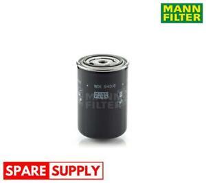 FUEL FILTER MANN-FILTER WDK 940/6