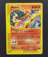 Pokemon TCG Moltres Skyridge Holo Rare #H20/H32 Near Mint Single