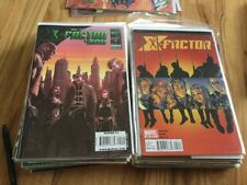 X-Factor 200-249 Complete Run 51 High Grade X-Men Comics