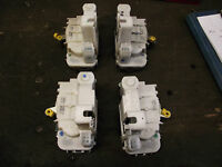 Fiat Panda 5 door 1 x left passengers front rear drivers right door lock incVAT