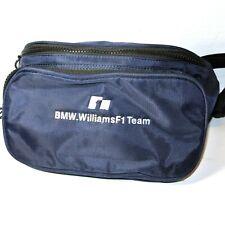 Formula 1 BMW Williams F1 Team Belt Pack Waist Carryall Bag