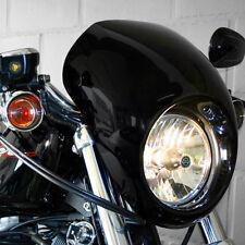 Phare Carénage Visor pour Harley Davidson Sportster Dyna FX XL masque