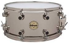 ddrum Vintone 7x14 Snare Drum, Nickel Brass, VT SD 7X14 NB