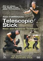 Telescopic Stick: Basic and Advanced Techniques DVD