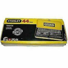 Stanley 89-536 1/4 inch Drive Metric A/F Socket Set - 44 Piece
