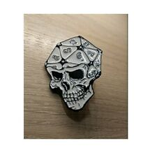 Badges Brooches Lapel Pin Skull Dice Enamel Pin Dungeons Dragons DnD Accessories
