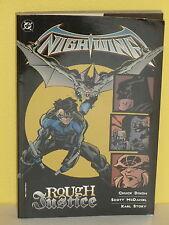 Nightwing: Rough Justice Tpb - Dixon Scott McDaniel - Rare Oop Dc - Deathstroke