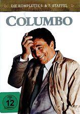 Columbo 6+7 Staffel 3 DvD,s Neu+Versiegelt