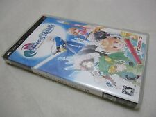 7-14 Days to USA Airmail Delivery. USED PSP Tales of Rebirth Japanese Version