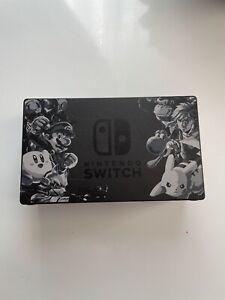 Official Super Smash Bros Nintendo Switch Dock