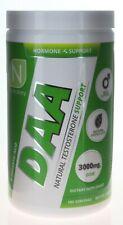 NutraKey DAA D-Aspartic Acid - Natural Amino Acid - 3000mg (100 servings)