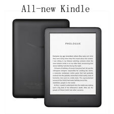 All-new Kindle - Now with a Built-in Front Light - Black...