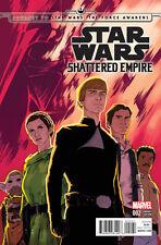 STAR WARS FORCE AWAKENS SHATTERED EMPIRE #2 Anka 1:25 Variant! (MARVEL)!!