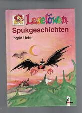 Ingrid Uebe - Spukgeschichten, Leselöwen - 2000