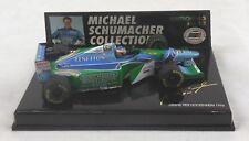 Minichamps Michael Schumacher Collection Benetton Ford B 194 Edition 43 Nr. 12