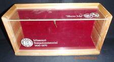 Colt Missouri Sesquicentennial Commemorative Presentation Display Case Box Empty
