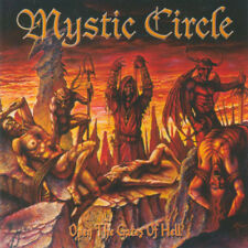 MYSTIC CIRCLE - Open The Gates Of Hell - CD - Neu - Black Metal