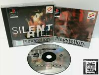 Silent Hill ~ Sony PlayStation PS1 ~ PAL Game ~ Horror *Excellent Complete*