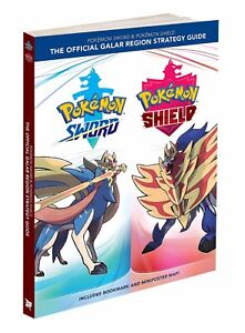 Pokemon Sword And Shield The Official Galar Region Strategy Guide New Sealed