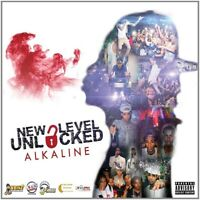 ALKALINE - NEW LEVEL UNLOCKED   CD NEW