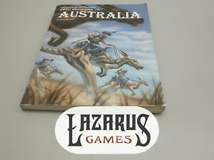RIFTS: Australia, World Book 19 (Palladium Books)