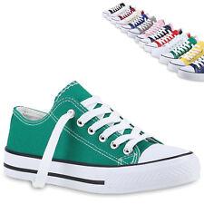 Damen Herren Sneakers Trendfarben Sportschuhe Freizeit Schuhe 816740 Trendy