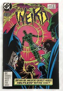 The Weird Nos. 1, 2, 3 and 4 (DC, 1988) VF/NM Jim Starlin Bernie Wrightson