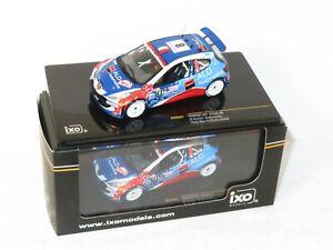 1/43 Peugeot 207 S2000 Grifone  Monte Carlo Rally 2009 #8 D.Auriol / D.Giraudet
