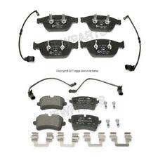 For Audi A8 Quattro SQ5 11-17 Front & Rear Brake Pad Set w/ Sensors Ate