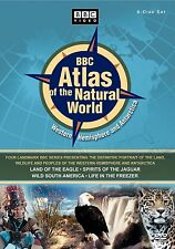 BBC Atlas of the Natural World West. Hemisphere, Antarctica (DVD6)NEW sold as is