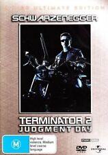 Terminator 02 - Judgement Day Edition (DVD, 2003, 2-Disc Set)