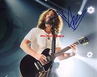 """Chris Cornell  """"Audioslave"""" autographed 8x10 photo reprint"""