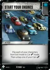 Transformers Tcg Wave 1 Rare Start Your Engines #068