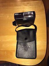 Nikon SS-15 Camera Flash w/Case included