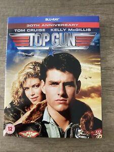 Top Gun 30th Anniversary NEW SEALED BLU RAY