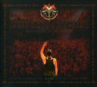 Queensryche Mindcrime at the Moore 2 CD Sigillato Live 2006 Seattle Rhino 2007