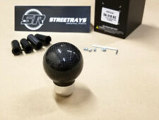 NRG Shift Knob - Semi Round Ball - REAL Carbon Fiber (SK-310BC) Universal