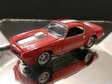 1972 PONTIAC FIREBIRD 455 HO LIMITED EDITION ADULT COLLECTIBLE 1/64 SCALE